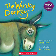 Why Is The Wonky Donkey The Bestselling Book In America