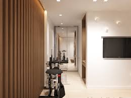 Home Designs: Loft Apartment Home Gym Ideas - 4 Super Tiny ... Breathtaking Small Gym Ideas Contemporary Best Idea Home Design Design At Home With Unique Aristonoilcom Bathroom Door For Spaces Diy Country Decor Master Girls Room Space Comfy Marvellous Cool Gallery Emejing Layout Interior Living Fireplace Decorating Front Terrific Gyms 12 Exercise Equipment Legs Attic Basement Idea Sport Center And 14 Onhitecture