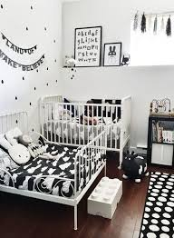 Love The Scandi Schic Monochrome Kids Bedroom Style Youre Going To Need This Must Have Shopping List Get Look Black And White
