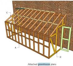 How To Build A Lean To Shed Plans Free by The 25 Best Greenhouse Plans Ideas On Pinterest Diy Greenhouse