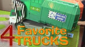 100 Garbage Truck Video Youtube My Four Favorite S YouTube