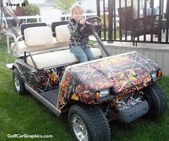 100 Fire Truck Golf Cart Moon Shine Wildfire Camouflage Powersportswrapscom
