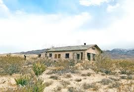 104 Mojave Desert Homes Abandoned House In Stock Photo Image Of Sagebrush Decrepit 120136828