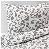 Amazon White and Grey Queen Full Duvet Cover and 2 Pillow