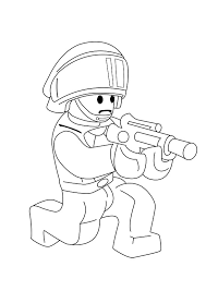 Lego Star Wars Coloring Sheets