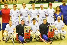 rink hockey chionnats du monde femmes l exploit des bleues