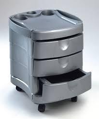 Plastic Drawers On Wheels by Pibbs 2042 Pedicure Spa Salon Plastic Cart 3 Drawers On Wheels Ebay