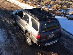 Toyota 4Runner (4th Gen) Slimline II Roof Rack Kit - By Front Runner Vantech H2 Ford Econoline Alinum Roof Rack System Discount Ramps Fj Cruiser Baja 072014 Smittybilt Defender For 8401 Jeep Cherokee Xj With Rain Warrior Products Bodyarmor4x4com Off Road Vehicle Accsories Bumpers Truck White Birthday Cake Ideas Q Smart Vehicle Sportrack Cargo Basket Yakima Towers Racks Enchanting Design My 4x4 Need A Roof Rack So I Built One Album On Imgur Capvating Rier Go Car For Kayaks Ram 1500 Quad Cab Thule Aeroblade Crossbars