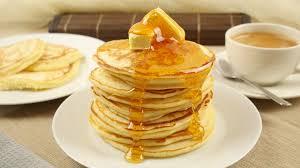 pancakes mit buttermilch buttermilk pancakes frühstücks pfannkuchen selber machen
