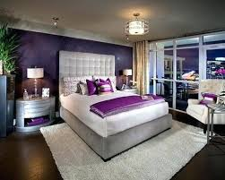 Purple Accent Wall Beautiful Wonderful Decoration And Silver Bedroom Ideas Pictures Remodel Decor