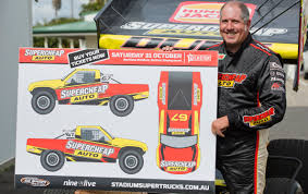 Paul 'The Dude' Morris Signs On For Stadium Super Trucks | Stadium ... Super Stadium Truck Sst Supercheap Auto Blog Trucks Alaide 500 Are Like Mini Trophy And They Racing Speed Energy Series St Louis Missouri Introducing What The Checkered Flag Spectacular To Roar At Castrol Edge Townsville Bittntsponsored Female Racer Rocks In Toronto Matt Mingay Roll Over Crash Clipsal 2016 Stadium Super Trucks Geddit Offroad Cartel Speed Presented By Traxxas Set Kick