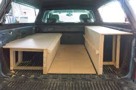 100 Camper Truck Bed Conversion Guide Shell Design It