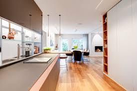 umbau wohnhaus mit offener küche embert innenarchitektur