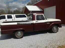 1965 Fords   1965 Ford F100 Short Bed Pickup Truck F-100 Photo 6 ... Ford F100 1965 Custom Classic Truck Project Youtube High Performance Ford V8 Alinum Radiator Wiring Diagrams Fordificationinfo The 6166 Big Mirrors Excellent Ford With A Dodge Ram Shop Scottiedtv Traveling Charity Road Show F250 34 Pu Trucks Ready For The Langley Cruis Flickr See At Car Show In Winder Ga 04232011 Pete Nice Awesome Pickup Project No F 100 Cab Id 27028