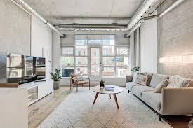 104 Buy Loft Toronto Condo Of The Week 1 36 Million For A Modern Two Storey On King Street East Trnto Com
