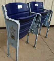 Texas Stadium Seats - Dallas Cowboys Memorabilia   Dallas ... Pnic Time Oniva Dallas Cowboys Navy Patio Sports Chair With Digital Logo Denim Peeptoe Ankle Boot Size 8 12 Bedroom Decor Western Bedrooms Great Adirondackstyle Bar Coleman Nfl Cooler Quad Folding Tailgating Camping Built In And Carrying Case All Team Options Amazonalyzed Big Data May Not Be Enough To Predict 71689 Denim Bootie Size 2019 Greats Wall Calendar By Turner Licensing Colctibles Ventura Seat Print Black