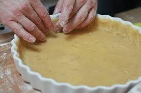 recette de pâte à tarte minute la recette facile