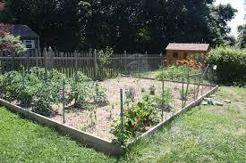 Decorative Garden Fence Border by How To Chicken Proof Your Garden Modern Farmer