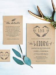 Medium Size Of Templatesrustic Wedding Invitations And Save The Dates With Rustic