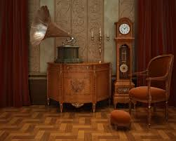 das vintage wohnzimmer