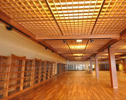 100 Wood Cielings Hand Made Ceiling Grid By ZCI Works CustomMadecom
