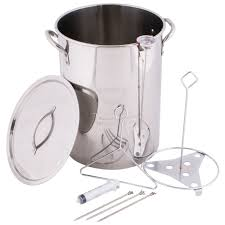 Stock Pot With Drain - WebstaurantStore Backyard Pro 30 Quart Deluxe Turkey Fryer Kit Steamer Food Best 25 Fryer Ideas On Pinterest Deep Fry Turkey Fry Amazoncom Bayou Classic 1195ss Stainless Steel 32 Accsories Outdoor Cookers The Home Depot Ninja Kitchen System 1500 Canning Supplies Replacement Parts Outstanding 24 Basic Fried Tips Qt Cooking 10 Pot Steel Fryers Qt