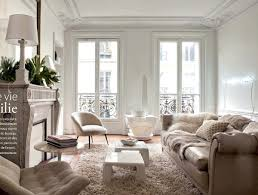 Home Tour Modern Neutrals in a Paris Apartment coco kelley
