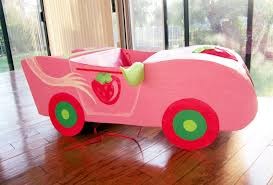 the things hannah loves how to build a strawberry shortcake car
