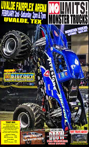 100 Bigfoot Monster Trucks Uvalde NO LIMITS MONSTER TRUCKS With BIGFOOT BBOW Pro Wrestling