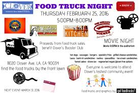 Clover Avenue Elementary February Food Truck Night Los Angeles ... Food Truck Vendors Springfield Trucks Want To Get Into The Food Truck Business Heres What You Need New Park Truckmania Opens Thursday In Tijuana Sandiegoredcom Beteased Archives Grits Grids The Nomad La La Carte Crepuscule Find Hungry Nomadtruck Twitter Tin Roof Crme De At Wayne Healthcare Roaring Nights Los Angeles Zoo Find Food Trucks Competitors Revenue And Employees Owler