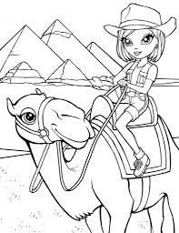 Lisa Frank Coloring Pages To Download And Print For Free Throughout