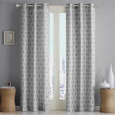 Black And White Striped Curtains Target by Curtain Awesome Combination Grey And White Blackout Curtains