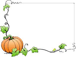 Fall Colors Corners Clipart Clip Art