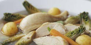poule au pot lyon recette poule au pot henri iv recette sur cuisine actuelle