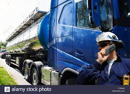 100 Truck Phone Oil And Gas Truck With Driver Talking In Phone Stock Photo 90702222