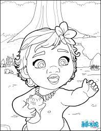 New Coloriage Vaiana A Imprimer Gratuit CoLoRiNg PaGeS Moana