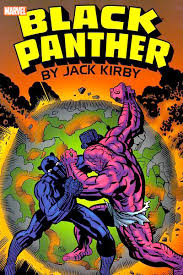 Black Panther By Jack Kirby Vol 2