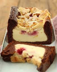guten morgen schoko banane himbeer cheesecake