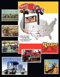 100 Rush Truck Center Pico Rivera SEC Filing Enterprises Inc