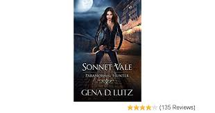 Sonnet Vale Paranormal Hunter Book 1