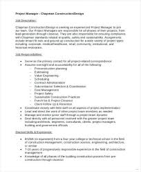 Retail General Manager Job Description For Resume Idea Gallery