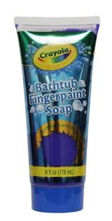 crayola bathtub fingerpaint soap assorted colours walmart canada