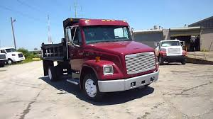 Single Axle Freightliner Dump Truck - YouTube Chip Dump Trucks 1998 Freightliner Fld112 Dump Truck Item D2253 Sold Feb Used 2009 Freightliner M2106 Dump Truck For Sale In New Jersey Forsale Best Used Of Pa Inc 2018 114 Sd Truck Walkaround 2017 Nacv Show 1989 Super 10 Classic Detroit 14 L Youtube 2007 Columbia Triaxle Steel 2802 Commercial For Sale Or Small In Nc As Well For Sale In Spanish Town St Catherine 2612