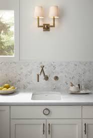 Articulating Kitchen Sink Faucet by Garden Galley Kitchen Kohler