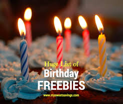 Huge List Of Birthday Freebies! | My Sweet Savings Celebrate Sandwich Month With A 5 Crispy Chicken Meal 20 Off Robin Hood Beard Company Coupons Promo Discount Red Robin Anchorage Hours Fiber One Sale Coupon Code 2019 Zr1 Corvette For 10 Off 50 Egift Online Only 40 Slickdealsnet National Cheeseburger Day Get Free Burgers And Deals Sept 18 Sample Programs Fdango Rewards Come Browse The Best Gulf Shores Vacation Deals Harris Pizza Hut Coupon Brand Discount Mytaxi Promo Code Happy Birthday Free Treats On Your Special