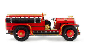 100 Antique Toy Fire Trucks Engine Inspired By Early 1900s Fire Engines And