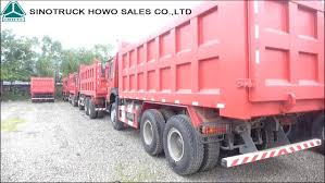 2018 New 16 Cubic Meter 10 Wheel Used Dump Trucks Dubai Sale And ...