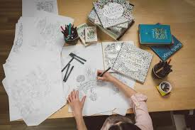 But Do Adult Coloring Books Actually Work
