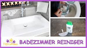 diy badezimmer reiniger natürlich günstig täglich