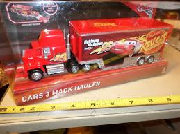 Disney Pixar Cars Mack Hauler 95 Lightning McQueen Truck 3 | EBay Best Of Extreme Custom Toy Trucks All About Vintage Marx Sears Allstate Toy Semi Truck And Trailer Pressed Steel Wwe 164 Scale Diecast Undtaker Semitruck Toys Games The Images Collection Of Yrhyoutubecom Scale Rhscalefabcom Amazoncom Large Big Rig Long Freightliner Haul Trucker Newray Ca Inc Mis Camiones Dcp Trucks Pinterest Rigs Transportation Stress Balls Cars More Qlp Vehicles Kohls Red White Flames Peterbilt Farm Ebay Rhpinterestcom Dcp